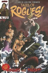 Amigo Comics's Tales of Rogues! Issue # 3