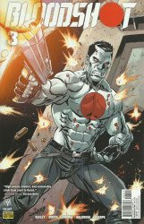 Valiant Entertainment's Bloodshot Issue # 3d