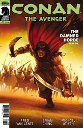 Dark Horse's Conan: The Avenger Issue # 7