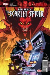 Marvel Comics's Ben Reilly: The Scarlet Spider Issue # 15
