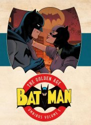 DC Comics's Batman: The Golden Age Omnibus Hard Cover # 5