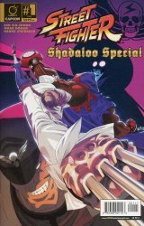 UDON Entertainment's Street Fighter: Shadaloo Special Issue # 1
