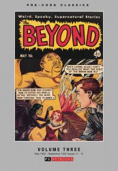 PS Artbooks's Pre-Code Classics: The Beyond Hard Cover # 3