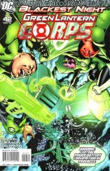 DC Comics's Green Lantern Corps Issue # 42
