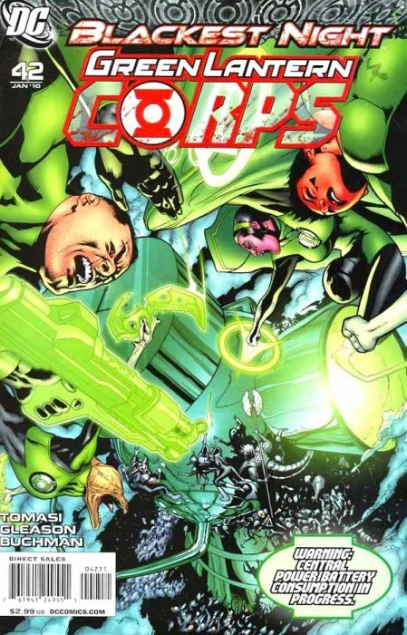 Green lantern corps comic cover - photo#14