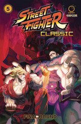 Udon Entertainment's Street Fighter Classic TPB # 5