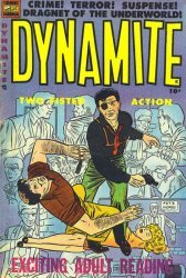 Allen Hardy Associates's Dynamite Issue # 9