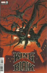 Marvel Comics's King in Black Issue # 1e