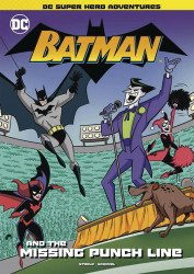 Stone Arch Press's Batman and the Missing Punchline TPB # 1