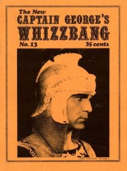 Memory Lane Publications's New Captain George's Whizzbang Issue # 13