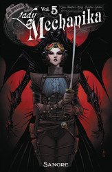 Benitez Productions's Lady Mechanika: Oversized Edition Hard Cover # 5