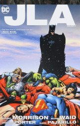DC Comics's JLA Soft Cover # 4