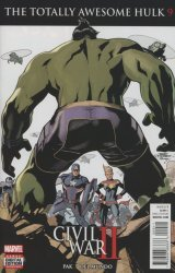 Marvel's Totally Awesome Hulk Issue # 9