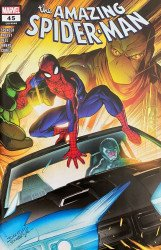 Marvel Comics's Amazing Spider-Man Issue # 45walmart