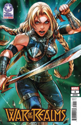 Marvel Comics's War of the Realms Issue # 4i