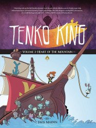 Toonhound Studios's Tenko King Soft Cover # 2