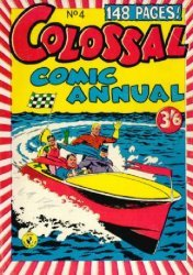K.G. Murray Publishers's Colossal Comic Issue # 4