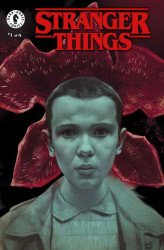 Dark Horse Comics's Stranger Things Issue # 1forbidden
