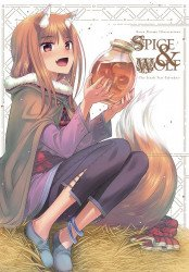 Yen Press's Spice & Wolf: The Tenth Year Calvados TPB # 1