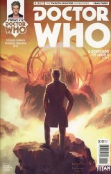 Titan Comics's Doctor Who: 12th Doctor - Year Three Issue # 12