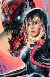 Marvel Comics's King in Black: Gwenom vs Carnage Issue # 1greg horn-c
