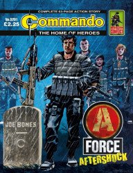 D.C. Thomson & Co.'s Commando: For Action and Adventure Issue # 5291