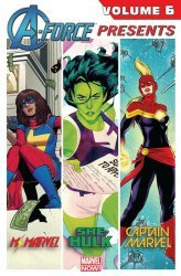 Marvel's A-Force Presents TPB # 6