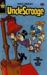 Whitman's Uncle Scrooge Issue # 184