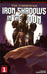 Ablaze Media's The Cimmerian : Iron Shadows in the Moon Issue # 1b