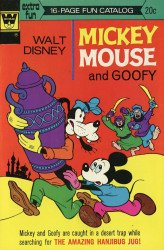 Gold Key's Mickey Mouse Issue # 146whitman
