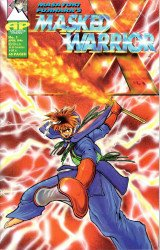 Antarctic Press's Masked Warrior X Issue # 1