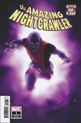 Marvel Comics's The Age of X-Man: The Amazing Nightcrawler Issue # 1c