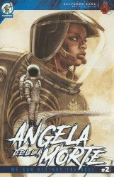Red 5 Comics's Angela Della Morte Issue # 2