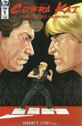 IDW Publishing's Cobra Kai: The Karate Kid Saga Continues Issue # 1