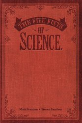 Image Comics's Five Fists of Science Soft Cover # 1c