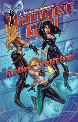 IDW Publishing's Danger Girl: Gallery Edition Issue # 1