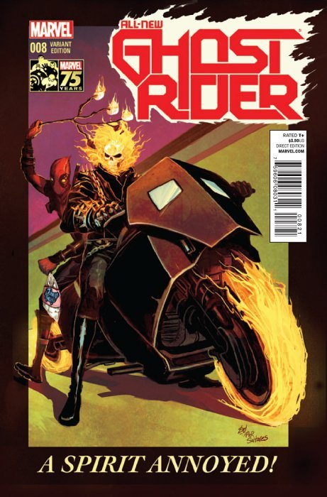 All New Ghost Rider 1 Marvel Comics Comicbookrealm Com