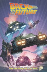 IDW Publishing's Back to the Future: The Heavy Collection TPB # 2