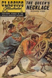 Gilberton Publications's Classics Illustrated #165: The Queen's Necklace Issue # 3