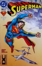 DC Comics's Superman Issue # 109b