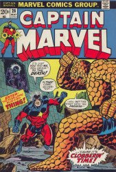 Marvel Comics's Captain Marvel Issue # 26