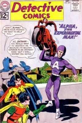 DC Comicss Detective Comics Issue 307