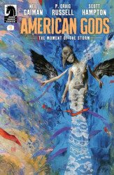 Dark Horse Comics's American God's: The Moment of the Storm Issue # 3b