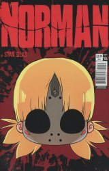 Titan Comics's Norman Issue # 4c