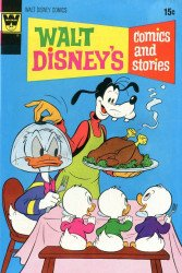 Gold Key's Walt Disney's Comics and Stories Issue # 375whitman