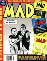 E. C.'s Tales Calculated to Drive You MAD Issue # 6