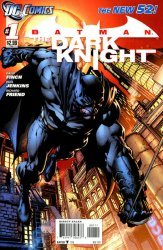 DC Comics's Batman: The Dark Knight Issue # 1