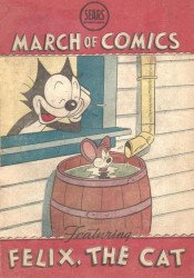 Western Printing Co.'s March of Comics Issue # 36d