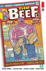 Image Comics's Beef Issue # 4