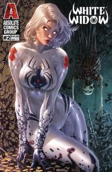 Red Giant Entertainment's White Widow Issue # 2c